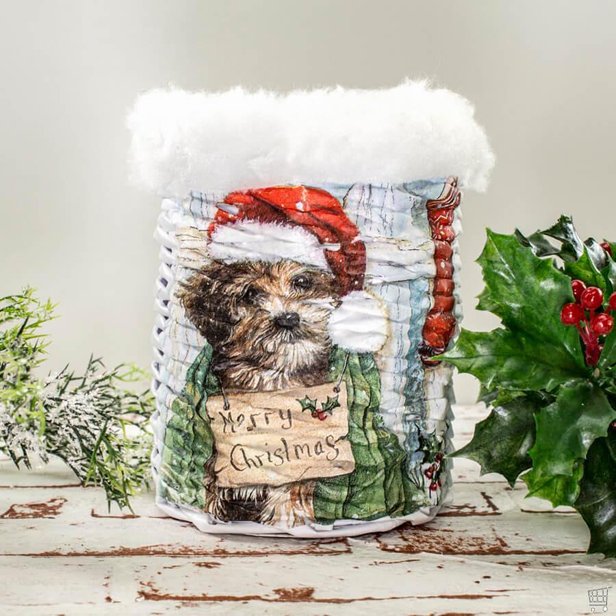 Weihnachtskörbchen \